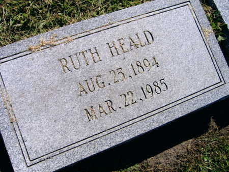 HEALD, RUTH - Linn County, Iowa | RUTH HEALD