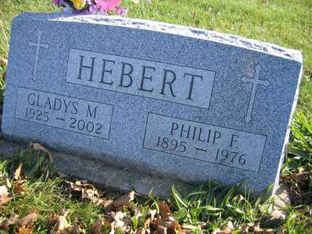 HEBERT, GLADYS M. - Linn County, Iowa | GLADYS M. HEBERT