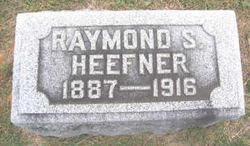HEEFNER, RAYMOND S. - Linn County, Iowa | RAYMOND S. HEEFNER