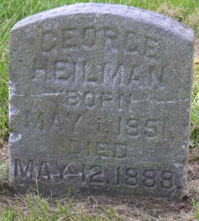HEILMAN, GEORGE - Linn County, Iowa | GEORGE HEILMAN