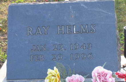 HELMS, RAY - Linn County, Iowa | RAY HELMS