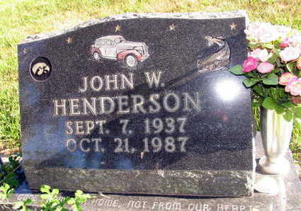 HENDERSON, JOHN W. - Linn County, Iowa | JOHN W. HENDERSON