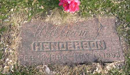 HENDERSON, WILLIAM J. - Linn County, Iowa | WILLIAM J. HENDERSON