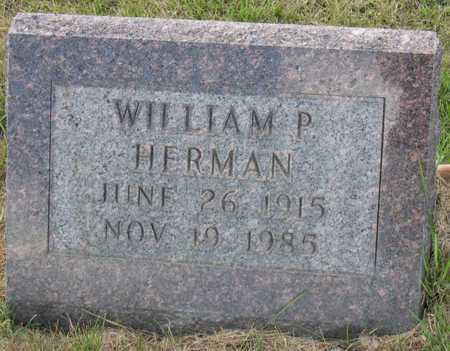 HERMAN, WILLIAM P. - Linn County, Iowa | WILLIAM P. HERMAN