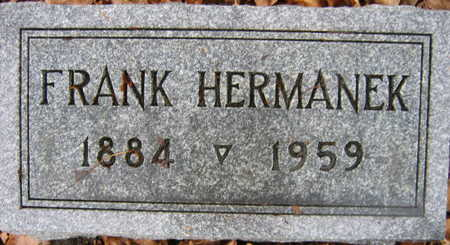 HERMANEK, FRANK - Linn County, Iowa | FRANK HERMANEK