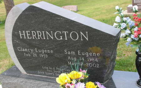 HERRINGTON, SAM EUGENE - Linn County, Iowa | SAM EUGENE HERRINGTON
