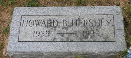 HERSHEY, HOWARD B. - Linn County, Iowa | HOWARD B. HERSHEY