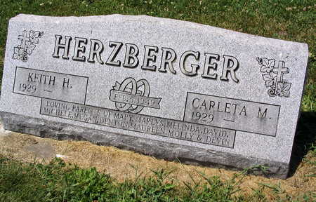 HERZBERGER, KEITH H. - Linn County, Iowa | KEITH H. HERZBERGER