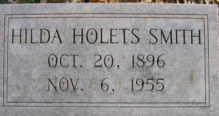 HOLETS SMITH, HILDA - Linn County, Iowa | HILDA HOLETS SMITH