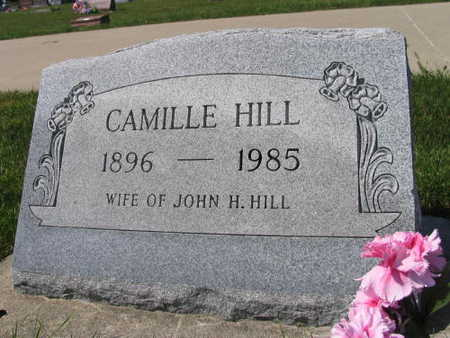 HILL, CAMILLE - Linn County, Iowa | CAMILLE HILL