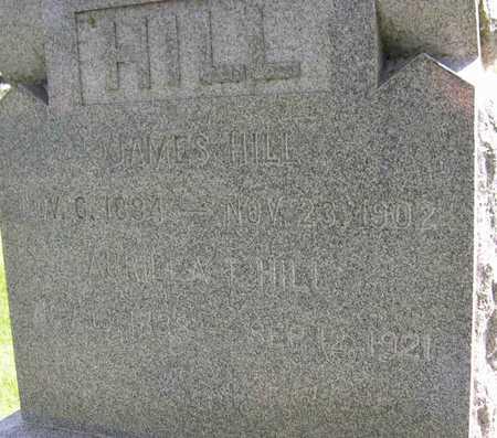 HILL, AURILLA T. - Linn County, Iowa   AURILLA T. HILL