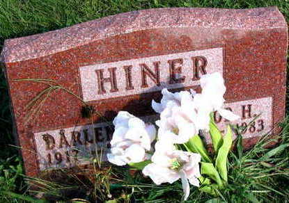 HINER, JACOB H. - Linn County, Iowa | JACOB H. HINER