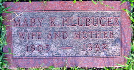 HLUBUCEK, MARY K. - Linn County, Iowa | MARY K. HLUBUCEK