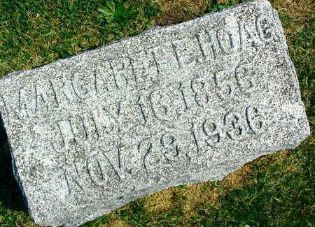 HOAG, MARGARET E. - Linn County, Iowa | MARGARET E. HOAG