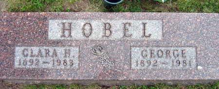 HOBEL, CLARA H. - Linn County, Iowa | CLARA H. HOBEL