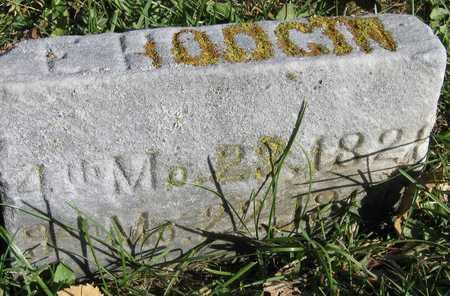 HODGIN, E. - Linn County, Iowa | E. HODGIN