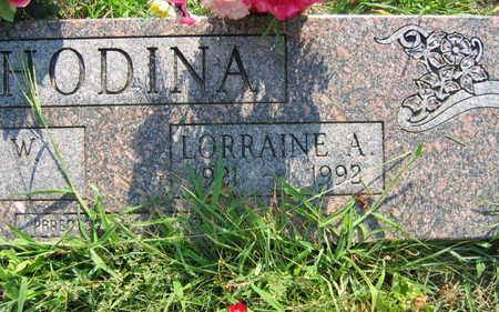 HODINA, LORRAINE A. - Linn County, Iowa | LORRAINE A. HODINA