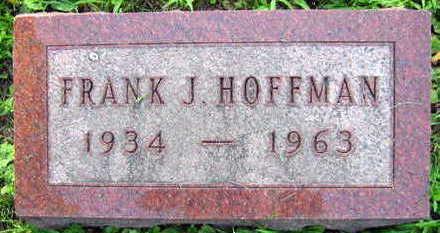 HOFFMAN, FRANK J. - Linn County, Iowa | FRANK J. HOFFMAN