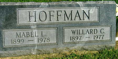 HOFFMAN, WILLARD C. - Linn County, Iowa | WILLARD C. HOFFMAN