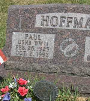 HOFFMAN, PAUL - Linn County, Iowa | PAUL HOFFMAN