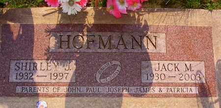HOFMANN, SHIRLEY J. - Linn County, Iowa | SHIRLEY J. HOFMANN
