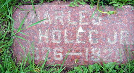 HOLEC, CHARLES JR. - Linn County, Iowa | CHARLES JR. HOLEC