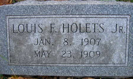 HOLETS, LOUIS F., JR. - Linn County, Iowa | LOUIS F., JR. HOLETS