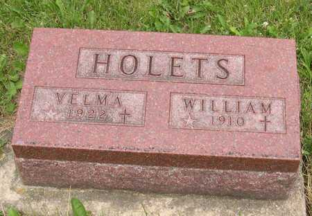 HOLETS, WILLIAM - Linn County, Iowa | WILLIAM HOLETS