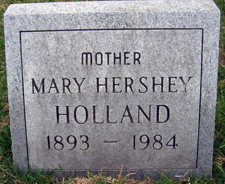 HOLLAND, MARY - Linn County, Iowa | MARY HOLLAND