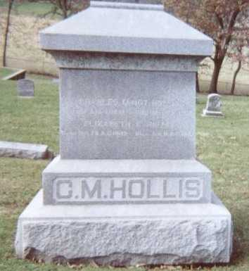 HOLLIS, C.M. FAMILY - Linn County, Iowa | C.M. FAMILY HOLLIS