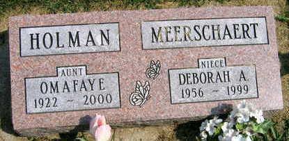 MEERSCHAERT, DEBORAH A. - Linn County, Iowa | DEBORAH A. MEERSCHAERT