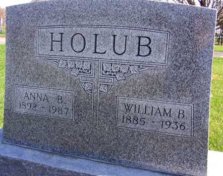 HOLUB, WILLIAM B. - Linn County, Iowa | WILLIAM B. HOLUB
