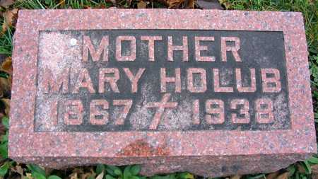 HOLUB, MARY - Linn County, Iowa | MARY HOLUB