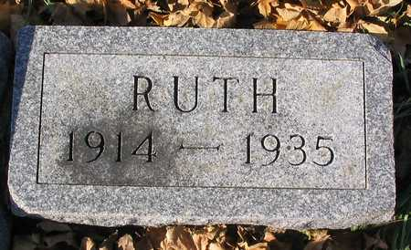 HOLUB, RUTH - Linn County, Iowa | RUTH HOLUB