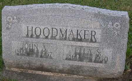 HOODMAKER, JOHN A. - Linn County, Iowa | JOHN A. HOODMAKER