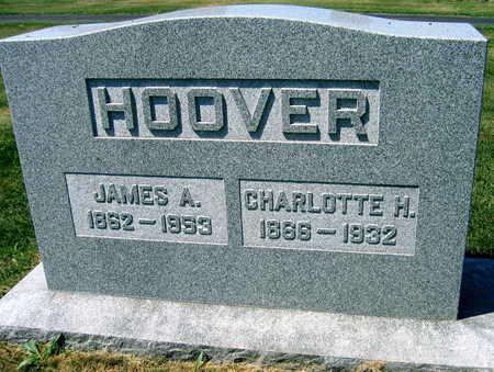 HOOVER, JAMES A. - Linn County, Iowa | JAMES A. HOOVER