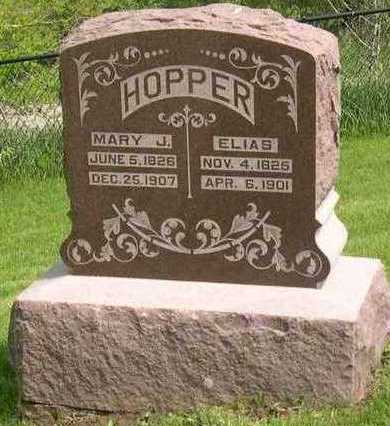 HOPPER, MARY J. - Linn County, Iowa | MARY J. HOPPER