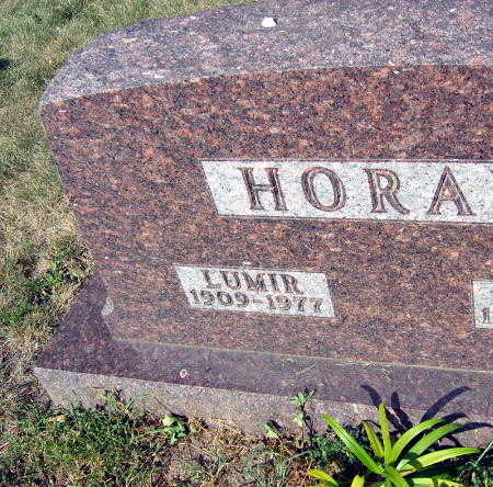 HORAK, LUMIR - Linn County, Iowa | LUMIR HORAK