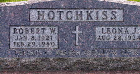 HOTCHKISS, ROBERT W. - Linn County, Iowa | ROBERT W. HOTCHKISS
