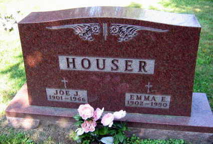 HOUSER, JOE J. - Linn County, Iowa | JOE J. HOUSER