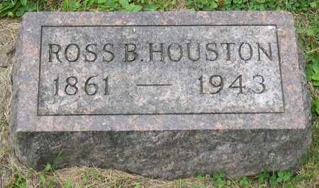 HOUSTON, ROSS B. - Linn County, Iowa | ROSS B. HOUSTON