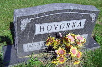 HOVORKA, FRANCES - Linn County, Iowa | FRANCES HOVORKA