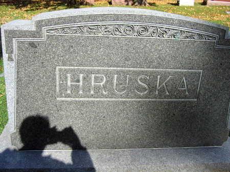 HRUSKA, FAMILY STONE - Linn County, Iowa | FAMILY STONE HRUSKA