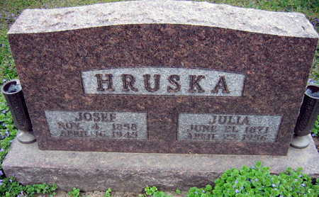 HRUSKA, JULIA - Linn County, Iowa | JULIA HRUSKA