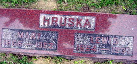 HRUSKA, MARY - Linn County, Iowa | MARY HRUSKA