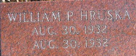 HRUSKA, WILLIAM P. - Linn County, Iowa | WILLIAM P. HRUSKA