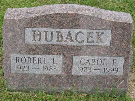 HUBACEK, CAROL E. - Linn County, Iowa | CAROL E. HUBACEK