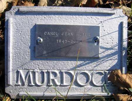HUBER, CAROL JEAN - Linn County, Iowa | CAROL JEAN HUBER