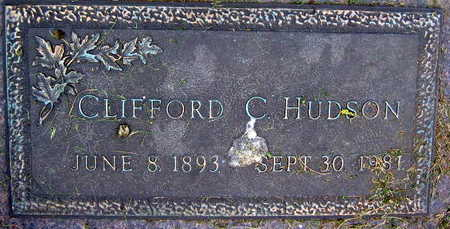 HUDSON, CLIFFORD C. - Linn County, Iowa | CLIFFORD C. HUDSON