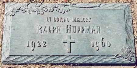 HUFFMAN, RALPH - Linn County, Iowa | RALPH HUFFMAN